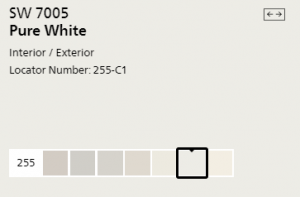 Best Colors 2020 White